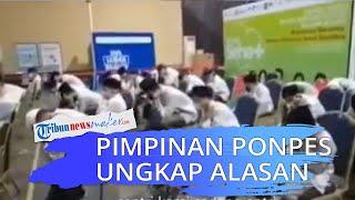 Viral Video Santri Tutup Telinga saat Ada Musik Diputar, Begini Tanggapan Pimpinan Ponpes Tafhidz