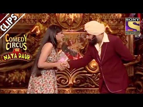 Kapil As Sidhu, The New Judge Of Comedy Circus | Comedy Circus Ka Naya Daur