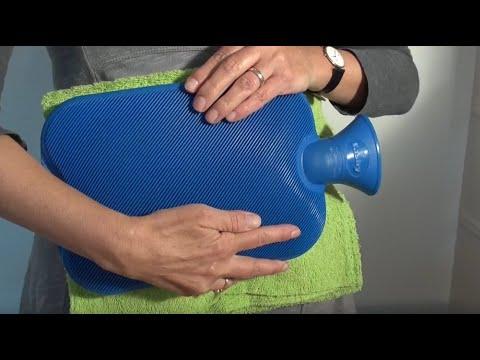 Es tut der Rücken in link der Seite bei der Atmung weh