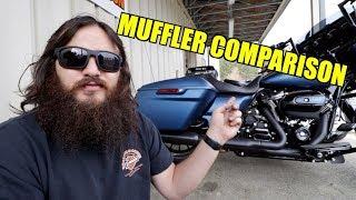 Harley Davidson Touring EXHAUST