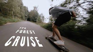 FPV Skateboard rides. Cinelog 25 with Naked GoPro 6&