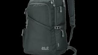 Обзор рюкзака Jack Wolfskin Trooper 32