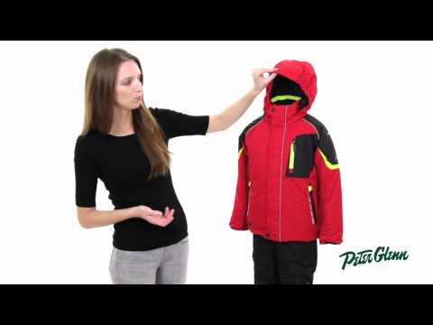 2015 Jupa Toddler Boys' Aleksander 2-Piece Ski Suit Review by Peter Glenn
