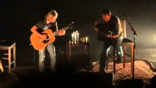 Dave Matthews & Tim Reynolds - Intro & Deed Is Done (Partial) - New Orleans, LA 1/15/14