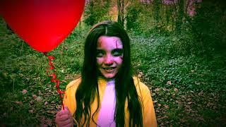 Lamissah La-Shontae in IT Halloween Project