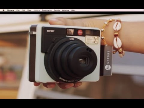 Leica Sofort Instant Camera Launched | Price & Full Specification Revealed