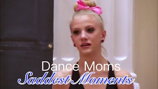 Dance Moms Saddest Moments Part 2!