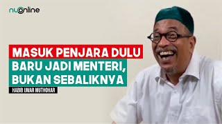 Habib Umar Muthohar soal Menakwil Perlambang Zaman