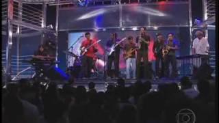 The Central Scrutinizer Band & Ike Willis - Programa Do Jô