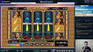 Лудовод в casino Casinia #1, играю в EGT слоты