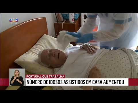 Reportagem SIC: Apoio Domiciliário em tempos de pandemia