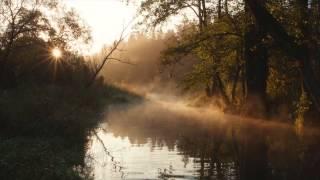 preview picture of video 'Wschód słońca nad rzeką Supraśl'