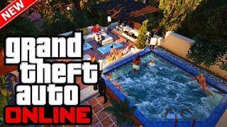 GTA Online: Summer DLC Updates! Beach Bum Part 2, Pool Parties & More!? (GTA 5 Online DLC)