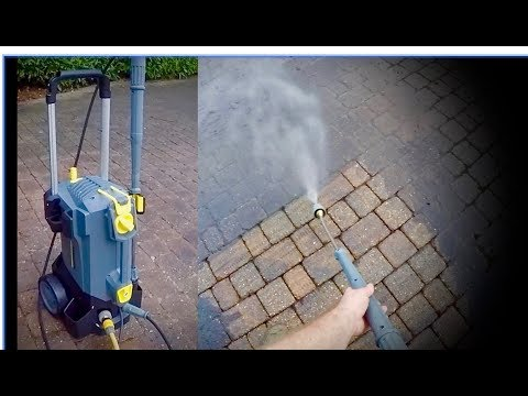 Test: KARCHER 6/13 C PLUS pressure washer review