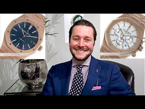 On the Wrist: Audemars Piguet Royal Oak 15400 & 26320