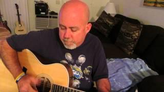 """Longest Days"" John Mellencamp cover by richiebee9"