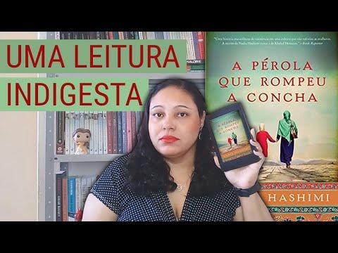 A PÉROLA QUE ROMPEU A CONCHA, de Nadia Hashimi | Adoro um livro