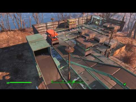 UTILITY] Some tips for factory building :: Fallout 4 General Discussions