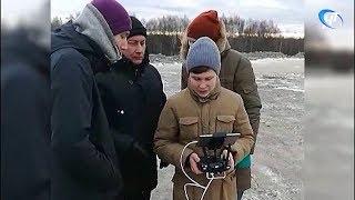 Воспитанник новгородского кванториума стал участником экологической экспедиции предприятия из Череповца