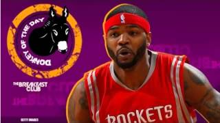 Donkey of the day: Josh Smith (Complains $6.9 Million Salary)