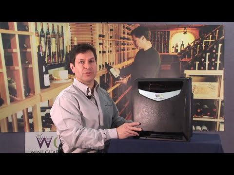 Video thumbnail for Wine Guardian Humidifier Installation Guide