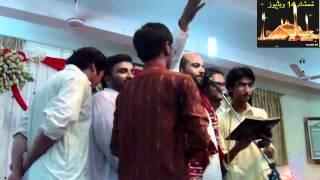 preview picture of video 'Karblai Matmi Sangat 060712-4 Karvan e Abbas Islamabad.'