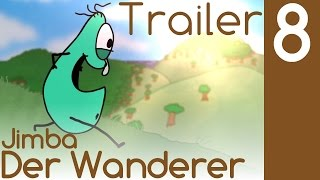 Der Trailer von Jimba Folge 8 Der Wanderer ist endlich fertig.