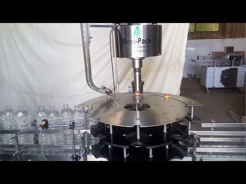 Glass Bottle Sealing Machine
