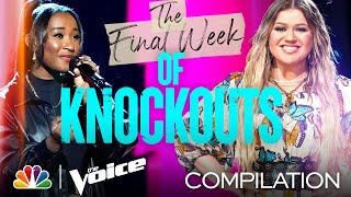 The Best Performances from the Final Week of the Knockouts - The Voice 2021