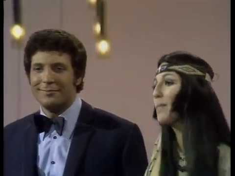 Cher & Tom Jones - The Beat Goes On - This Is Tom Jones TV show 1969