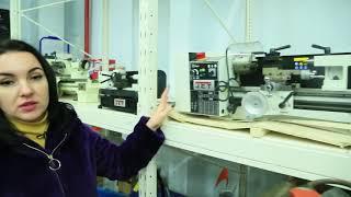 Токарный станок JET BD-7 от компании ПКФ «Электромотор» - видео