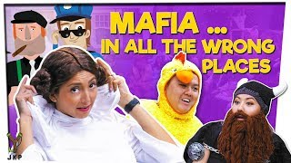 A Perfect Game of Mafia? | ft. Gina Darling, Steve Greene and Nikki Limo
