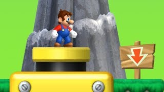 Another Super Mario Bros Wii - All Warp Cannons