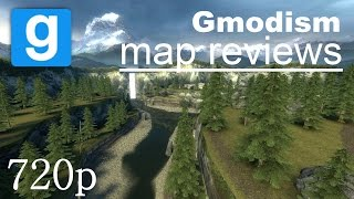 Garry's Mod Map Review: Rp_NewExton2 (Australian Gmod Role