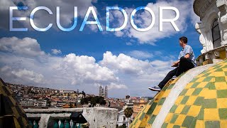 Flying To Quito - First Impressions Of Ecuador