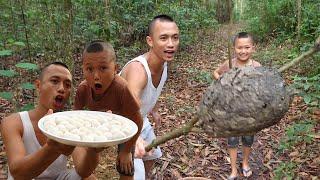 Bánh Trôi Nhân Kiến - Món Bánh Trôi Mùng 3 Tháng 3 Lạ Và Ngon Nhất Việt Nam