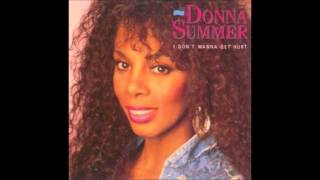 Donna Summer- I Don't Wanna Get Hurt(Extended Single Remix)