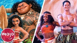 Top 10 Dancing With The Stars Disney Night Performances