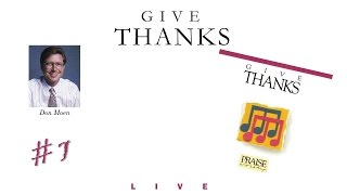 Don Moen- Give Thanks (Full) (1986)