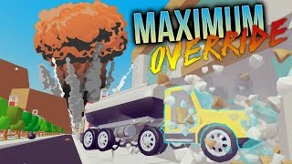 Maximum Override | Веселимся :D