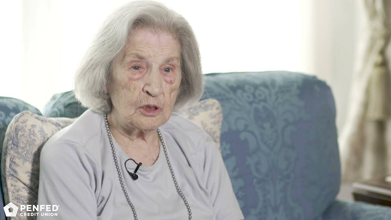 Regina Benson, World War II Vet