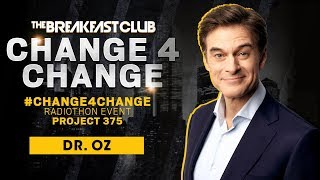 Dr. Oz Supports The Movement To End The Stigma Around Mental Health