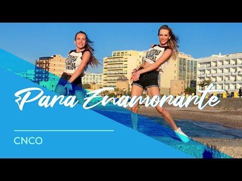 Para Enamorarte Cnco Easy Fitness Dance Choreography Coreografia Baile