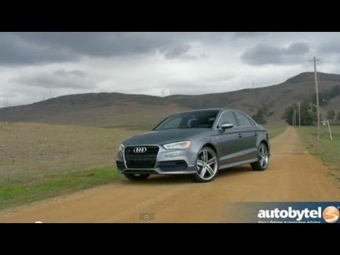 2015 Audi A3 Compact Luxury Sedan Overview: Video