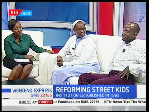 Kwetu home of peace: Rehabilitates street children