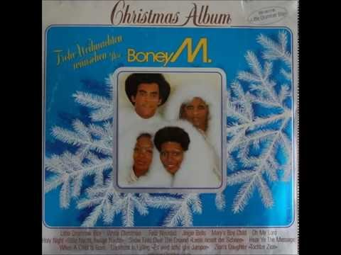 I'll Be Home For Christmas BONEY M