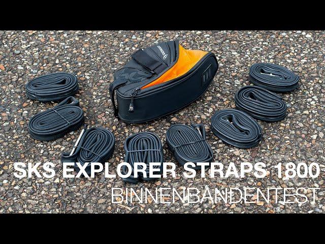 Видео Сумка SKS EXPLORER CLICK 1800