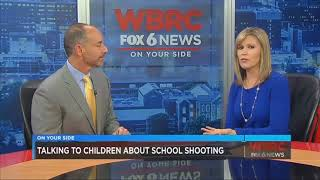 The Shootings: What Do I Say To My Kids?