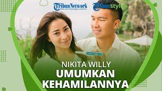 Nikita Willy Umumkan Kehamilannya Sudah Memasuki 14 Minggu, Indra Priawan Ungkapkan Rasa Bahagianya