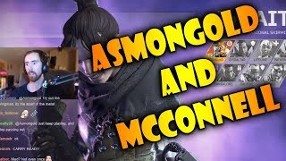 Asmongold & McConnell Play Apex Legends For The FIRST TIME TOGETHER